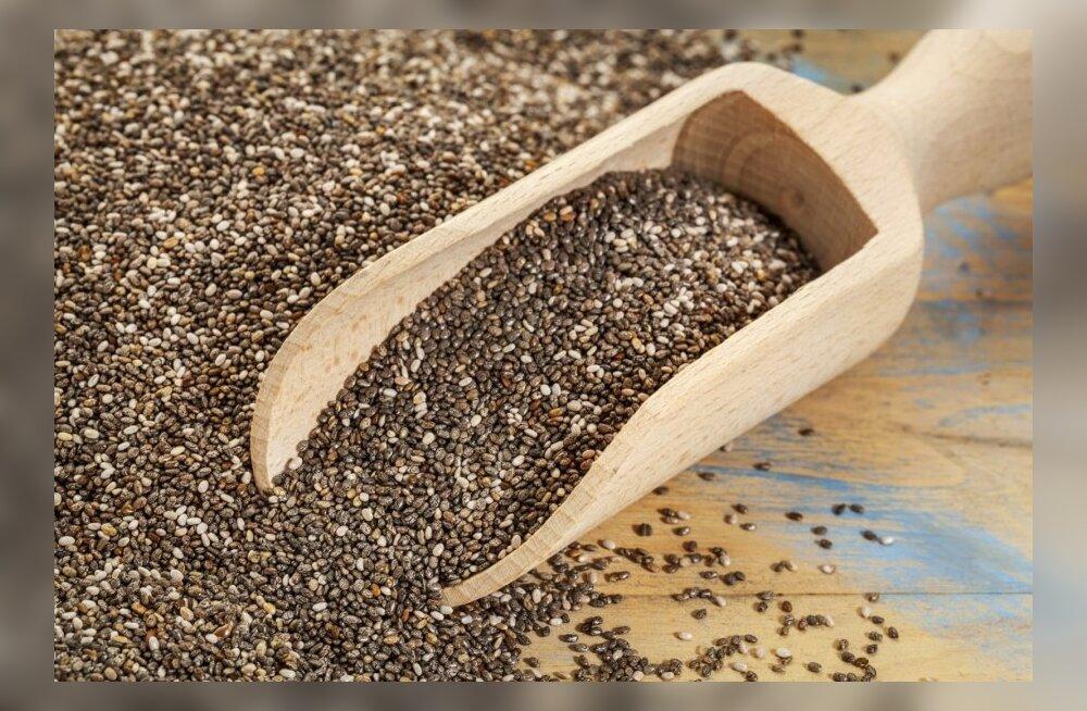 10 maailma kõige tervislikumat seemet