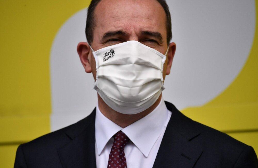 Prantsuse peaminister: hoolimata koroonaviiruse rekordlevikust üleriigilist karantiini kehtestama ei hakata