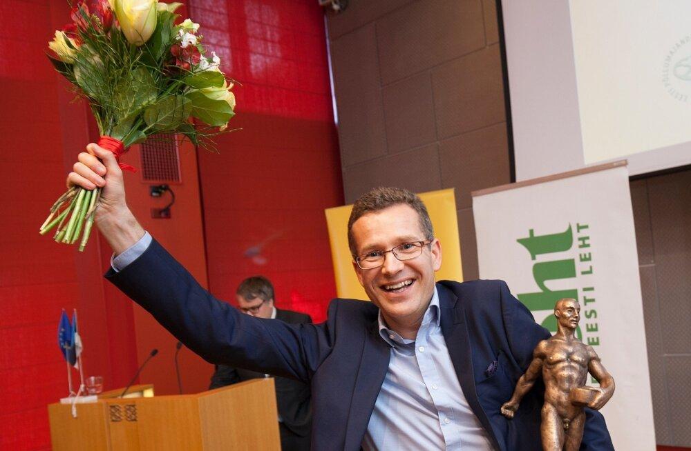 Aasta Põllumees 2017 konverents Riigikogu konverentsisaalis