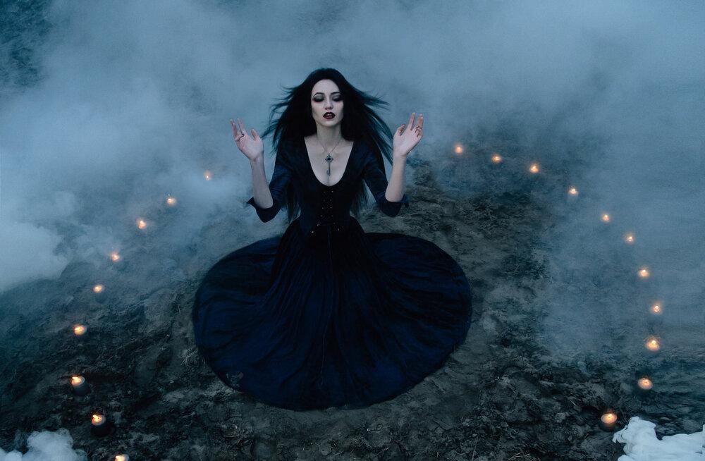 Nõid Anete kirjanurk | Maailma esimene naine - metsik Lilith