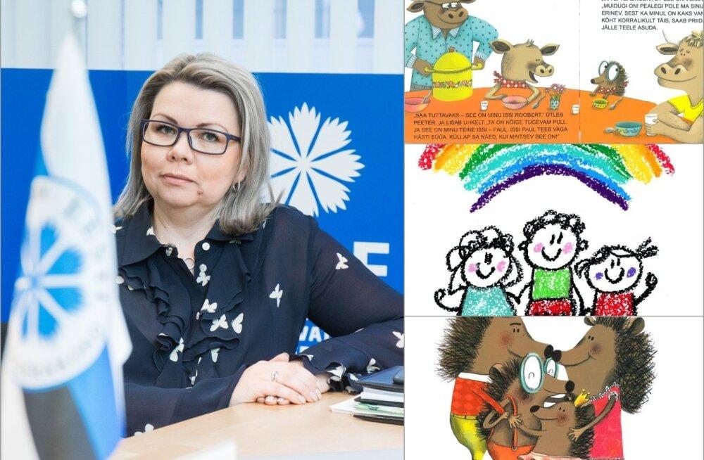 EKRE обещает бороться с пропагандой гомосексуализма в детсадах Эстонии. А есть ли пропаганда?