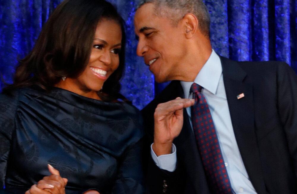 Michelle Obama: ühes õiges suhtes peab olema olemas just SEE