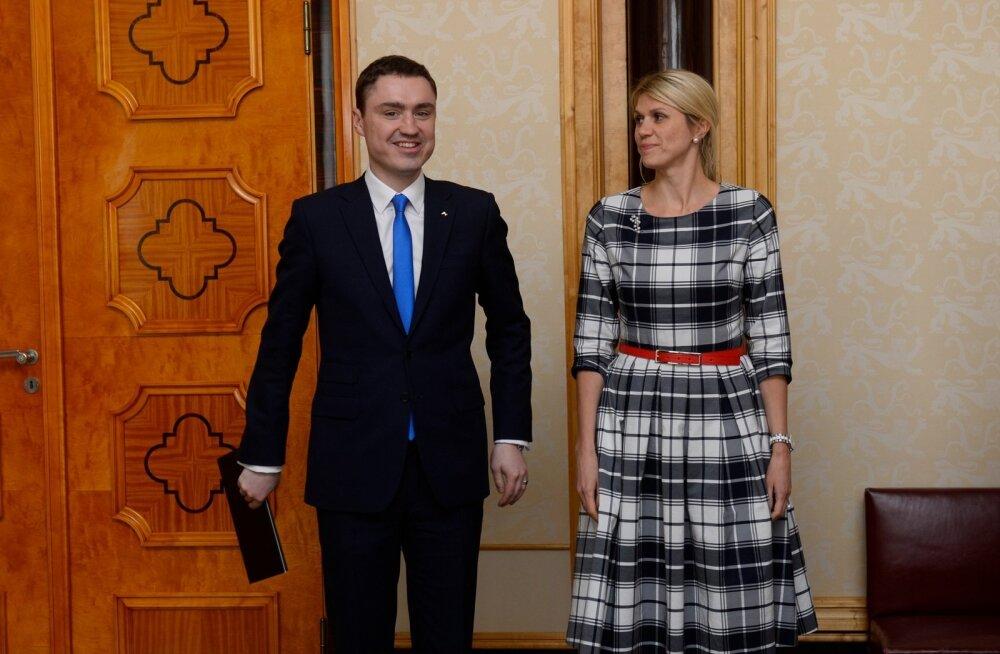 Urve Palo: Tallinna Sadamas toimunu eest vastutab Reformierakond