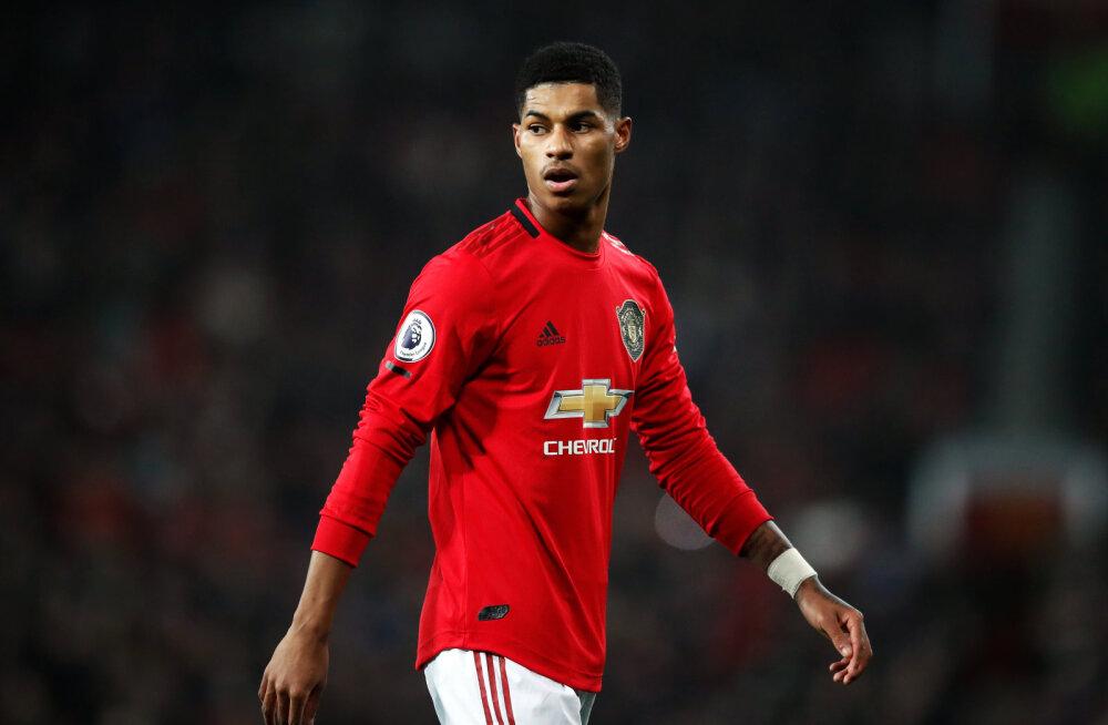 Manchester Unitedi noor staar kogus annetusteks meeletu rahasumma