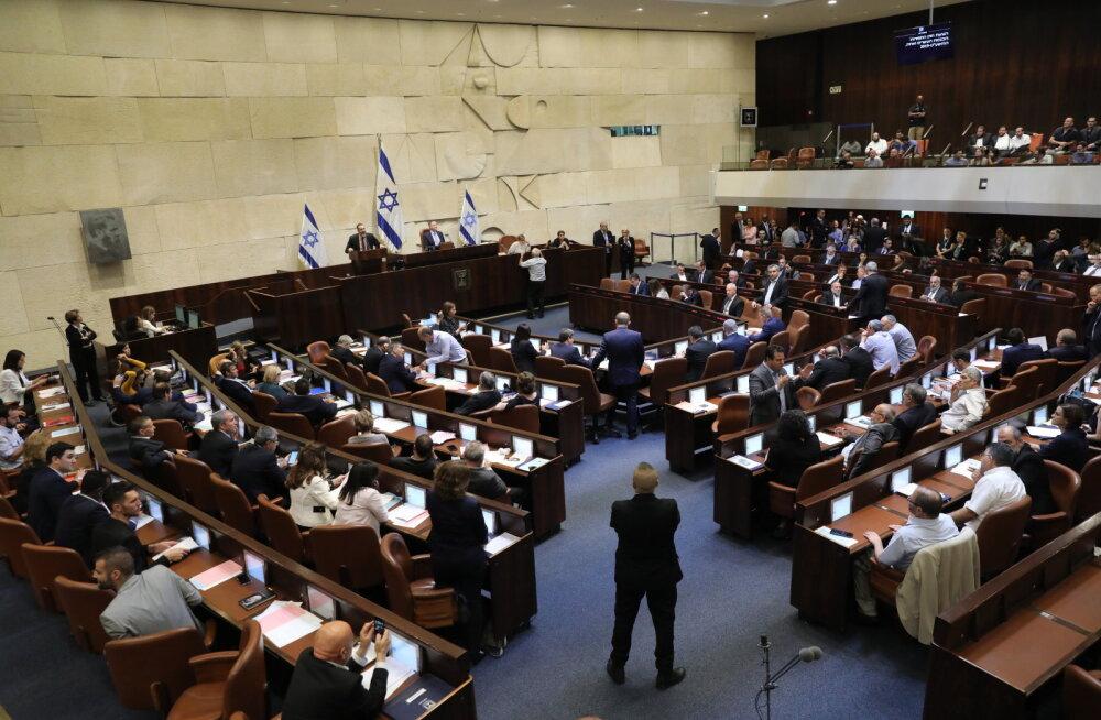 Iisraelis ei õnnestunud Netanyahul valitsust moodustada ja parlament saatis end laiali