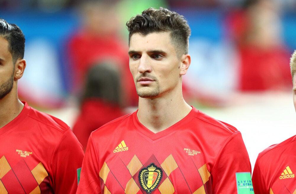 Belgia koondislane: oleme inglastest paremad