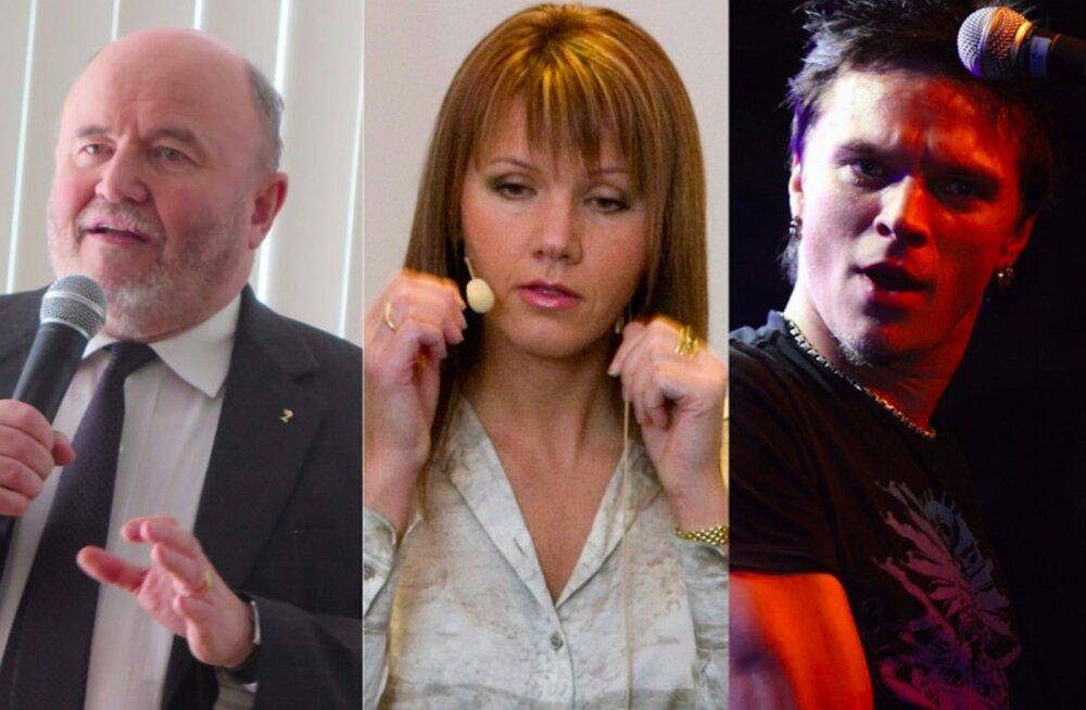 От актеров до политиков. Кто из известных людей Эстонии попадался на вождении в пьяном виде