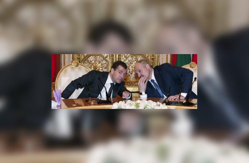 Moskva loob NL vabariikide baasil uut sõjalist blokki