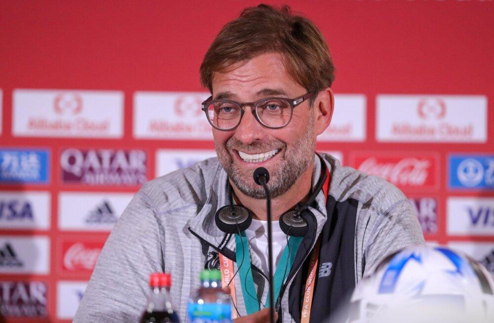 Klopp Bayerni Meistrite liiga võidust: neil oli õnne