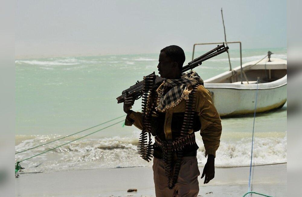 Somaalia piraat