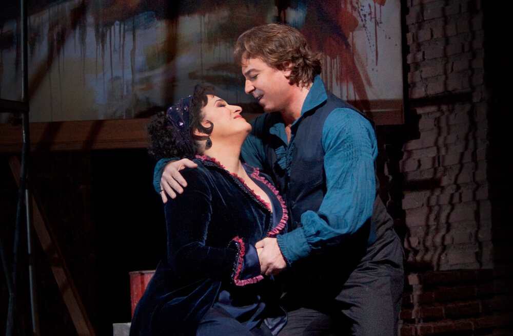 Metropolitan Opera suvehooaeg 2016