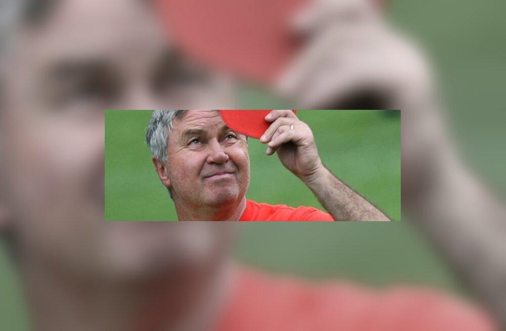 Venemaa treener Guus Hiddink