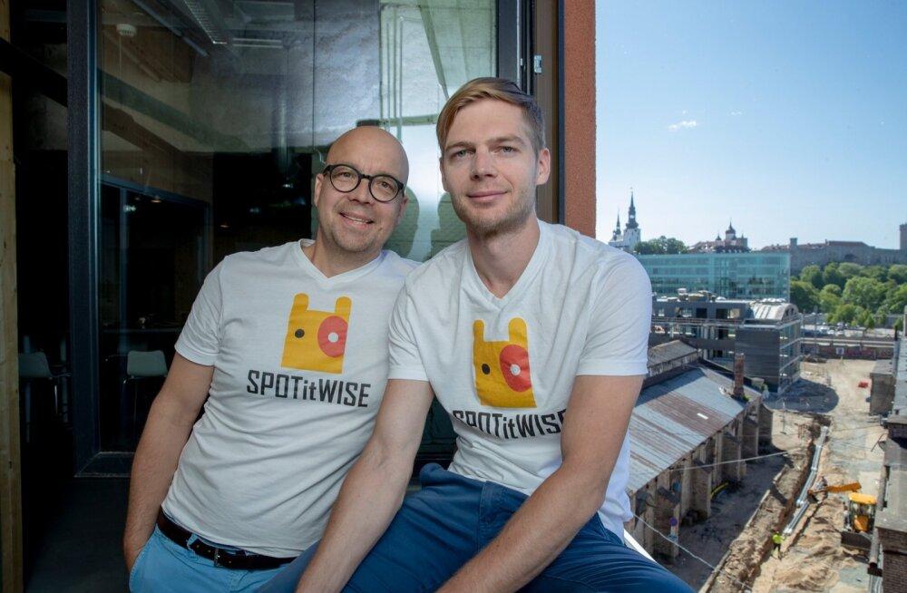 Hardi Kinnas (vasakul) ja Mikk Puurmann soovivad muuta seda, kuidas firmades koosolekuid peetakse.
