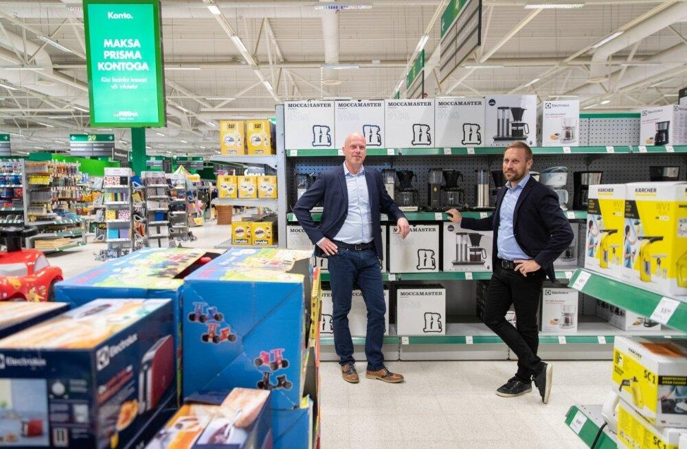 В Prisma будут продавать холодильники, стиральные машины и телевизоры