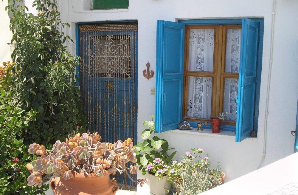 Oia, Santorini saar, Kreeka