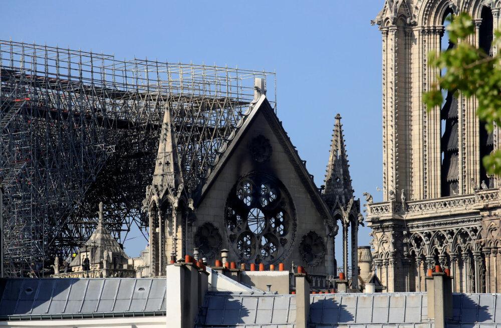 Uskumatu! Notre-Dame taastamiseks koguti ühe ööga üle 700 miljoni euro