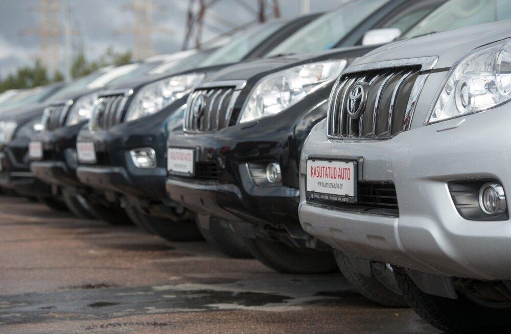Uute autode kõrval on suurenenud huvi vähekasutatud autode vastu, mille puhul saab sõidukindlusele loota.