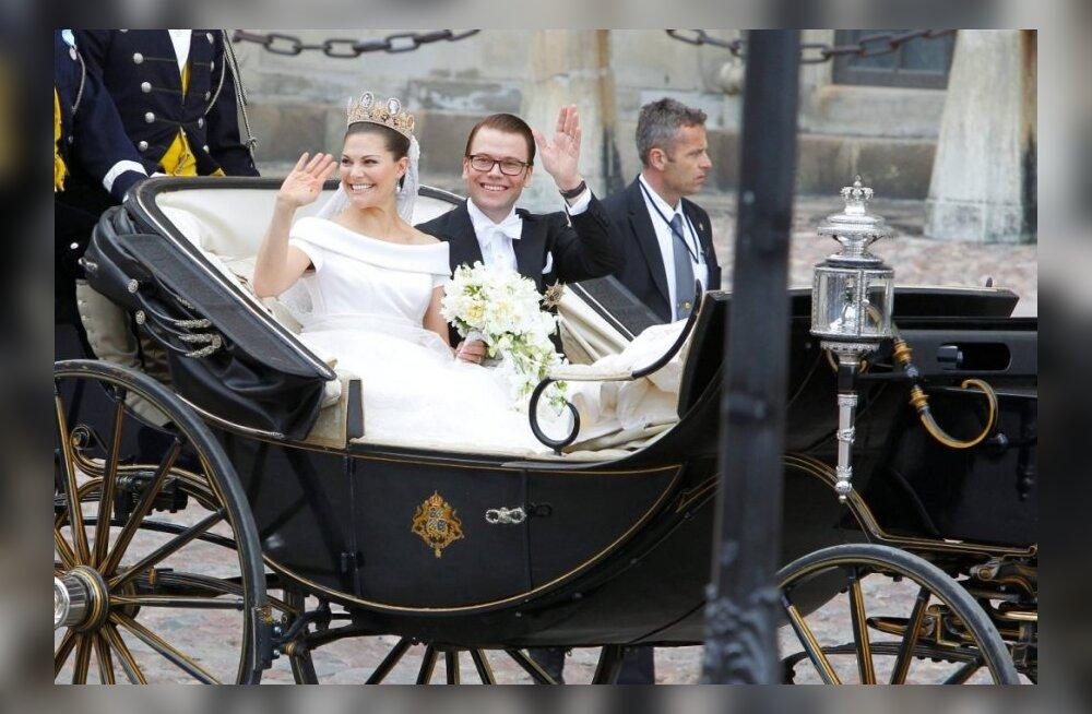 Kuidas meeldib väikese Rootsi printsessi nimi?