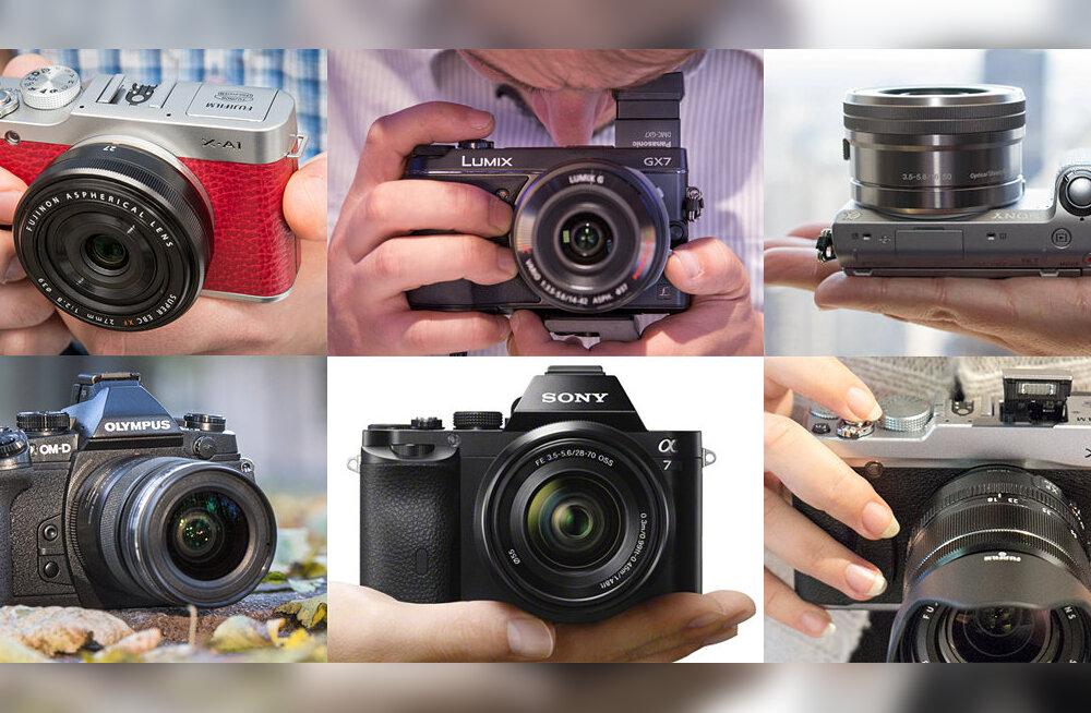 Zave.ee ostusoovitus: mais saad Photopointist nii kaamera kui teadmised