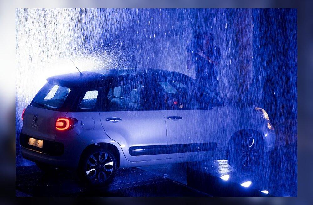 Рабочие сербского завода Fiat расцарапали отвертками 31 машину
