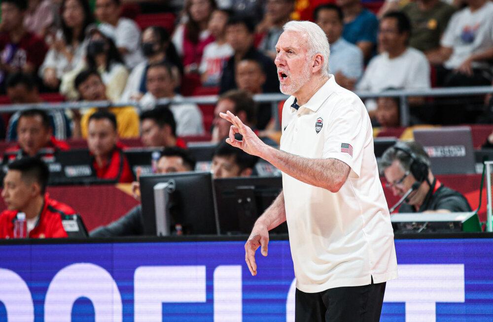 USA alistas küll Poola, aga lõpetas korvpalli MM-i ajaloo halvimal kohal