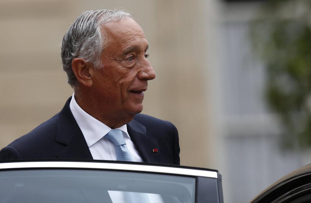 Portugali president pani end vabatahtlikku koroonaviiruse karantiini