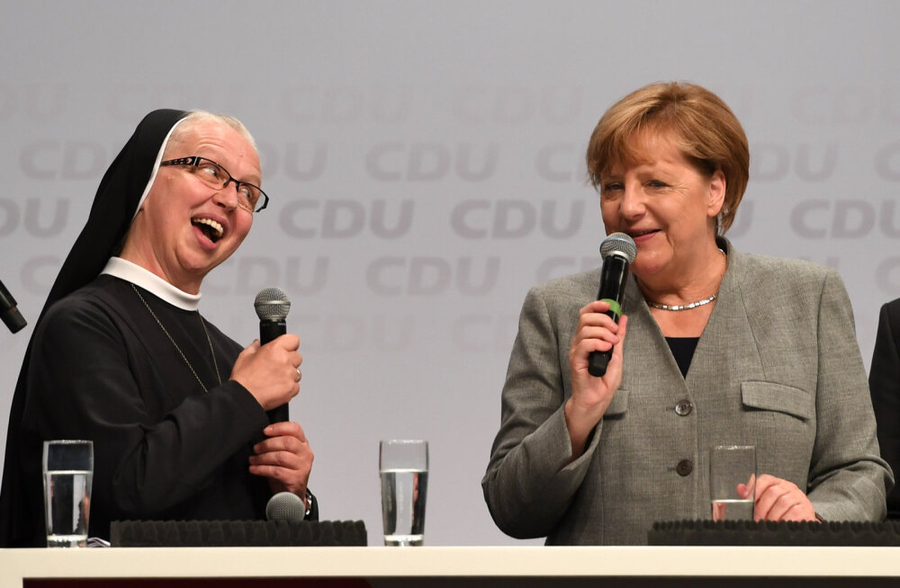 Merkel keelab uute diiselautode teedele-tänavatele lubamise