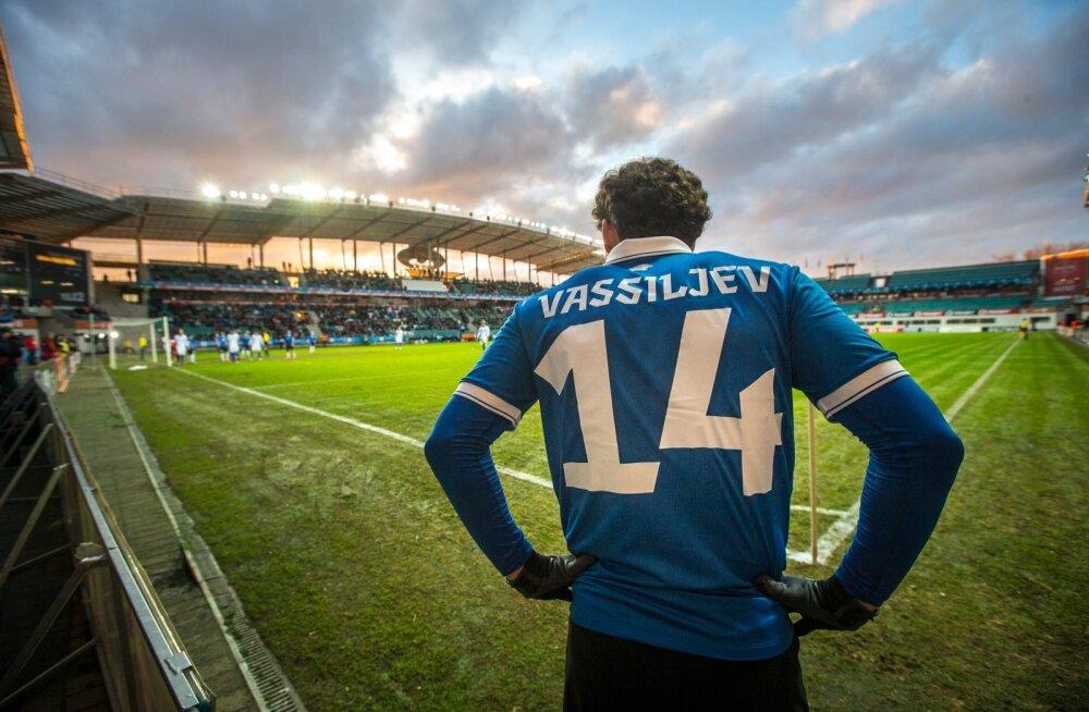 EESTI KOONDISE KÕIGE TÄHTSAM MEES: Kui Konstantin Vassiljev tujutseb, siis me mänge ei võida.