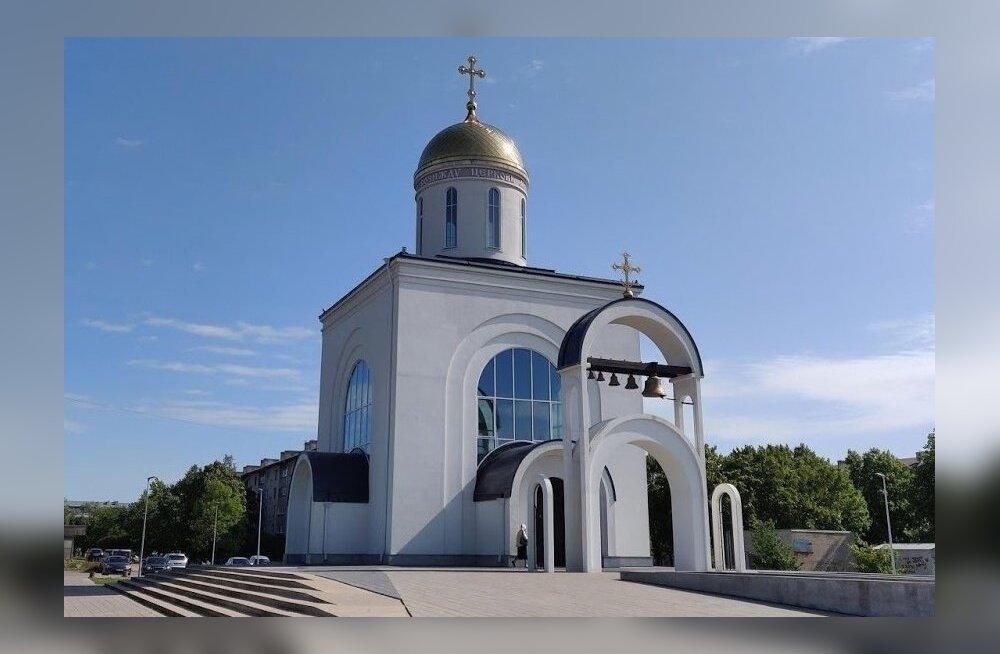 Õigeusu kirik Narvas