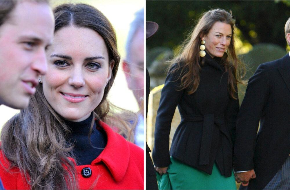 PALJASTUS | Kate'i suurim vaenlane: kes on Williami ekspruut Jecca ja miks on ka tema printsiga altari ette kõndinud?