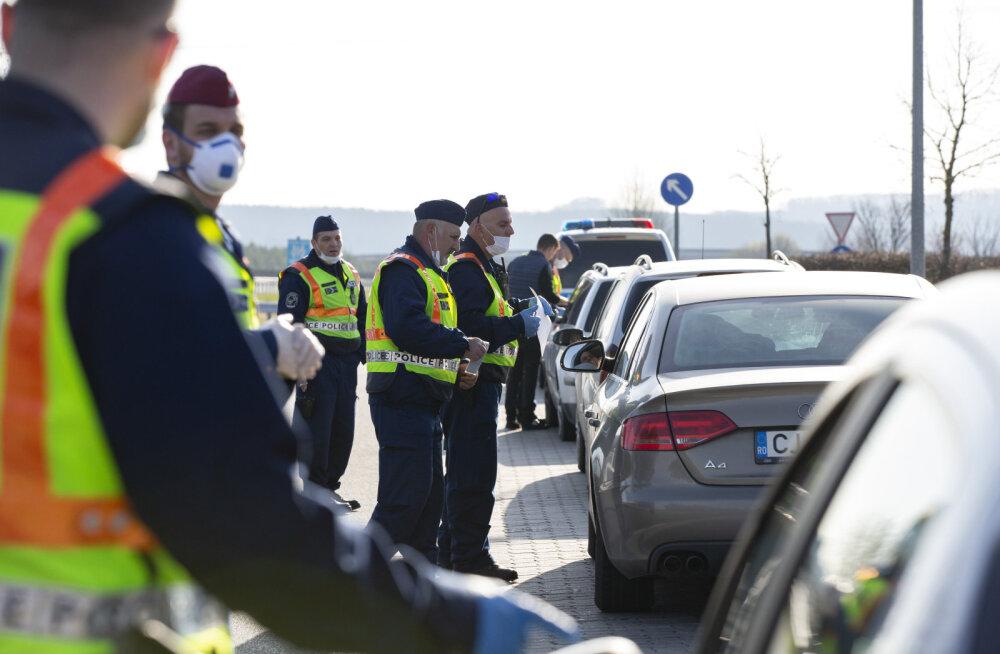 Ungari seab koroonaviiruse leviku tõttu uued piirangud piiriülesele reisimisele