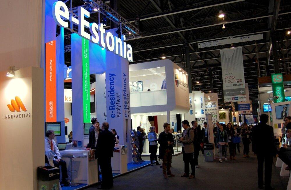 Eesti e-residentsuse kommunikatsioonijuht räägib selle käekäigust ja miks Barcelonas mobiilimessil käidi