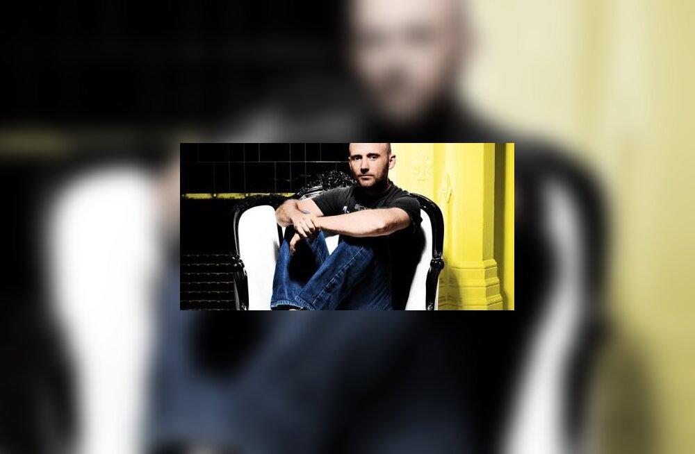 "Moby на фестивале Õllesummer— с новым альбомом ""Wait for me"""