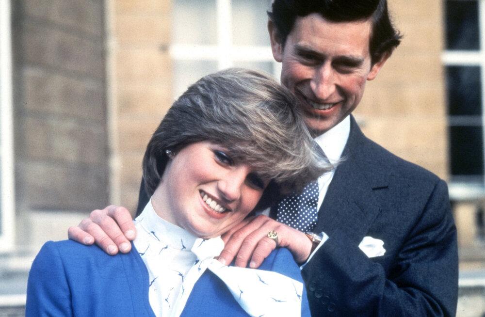 Veider viis, kuidas prints Charles printsess Diana kätt palus ütleb üsna palju kogu nende abielu kohta
