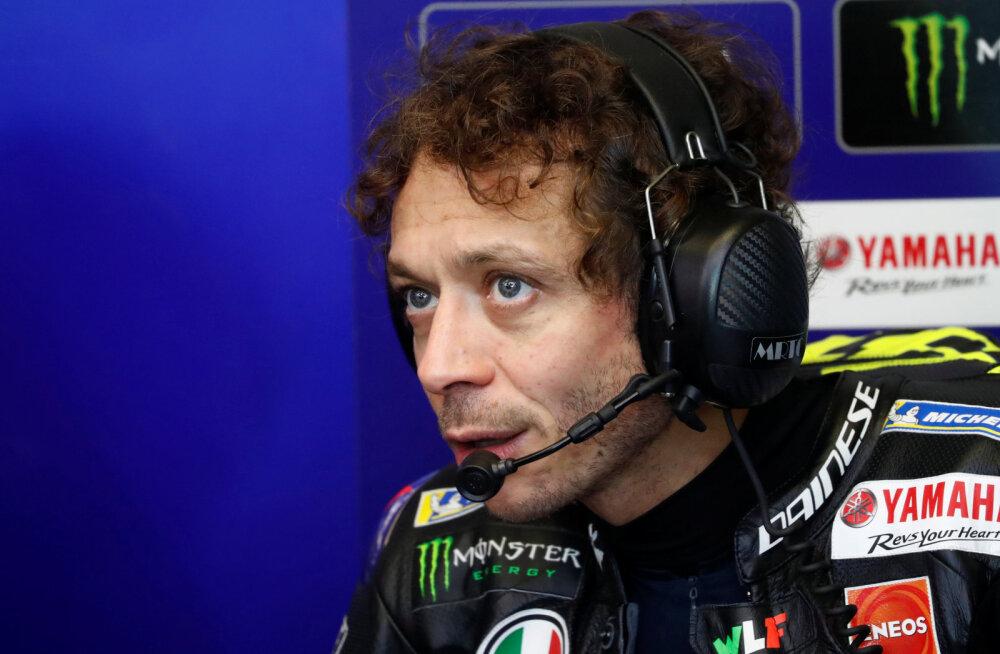 Legendaarne Valentino Rossi andis põneva vihje Monza ralli osas: mitmed inimesed on juba helistanud mulle