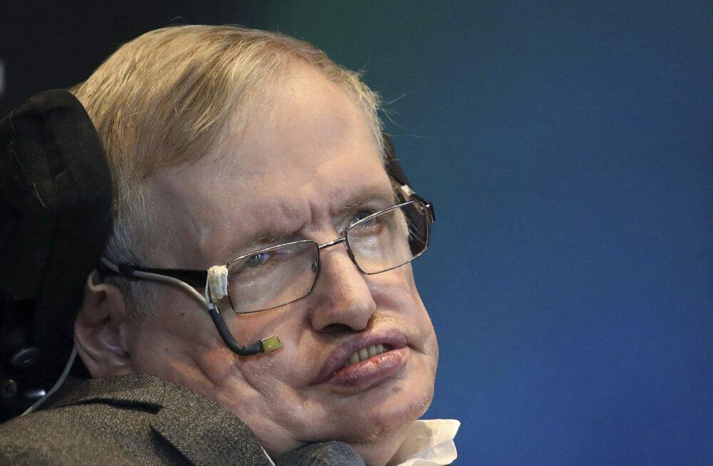 Stephen Hawkingi seitse suuremat saavutust