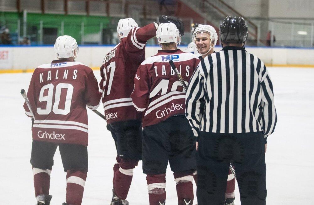 Jäähoki Baltic Challenge Cup: Eesti - Läti
