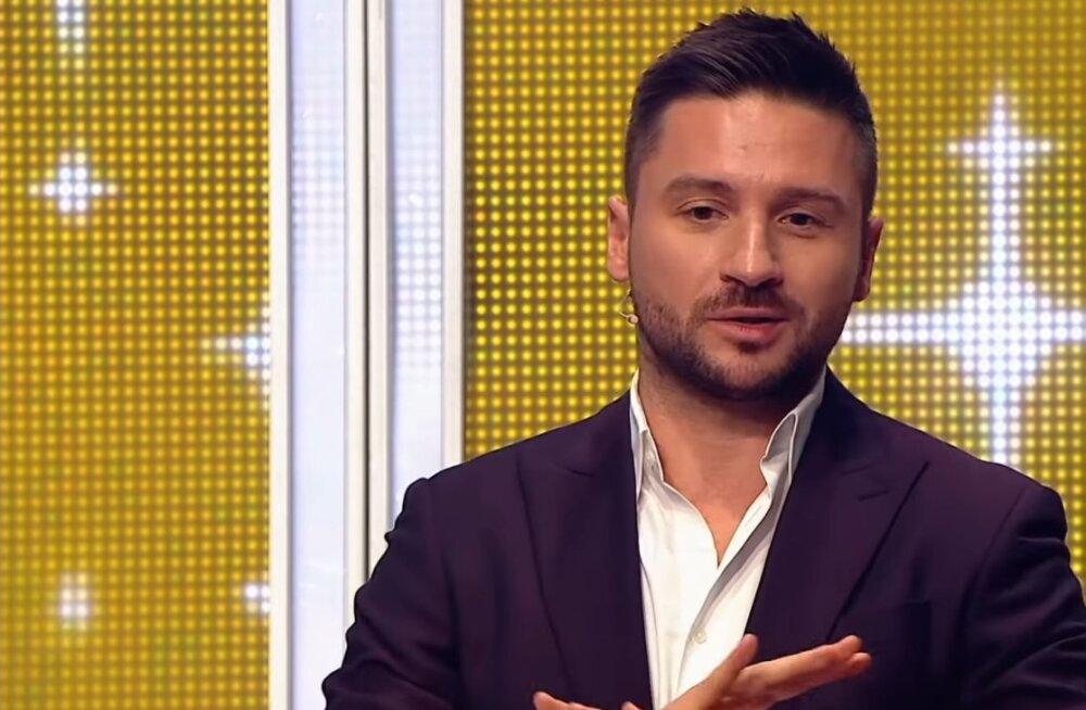 Сергей Лазарев разочаровался в шоу-бизнесе