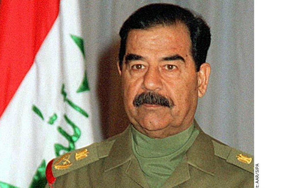 USA leht: Saddam Husseinil oli New Yorgis salajane piinakamber, kust laibad saadeti diplomaatiliste saadetistena Bagdadi