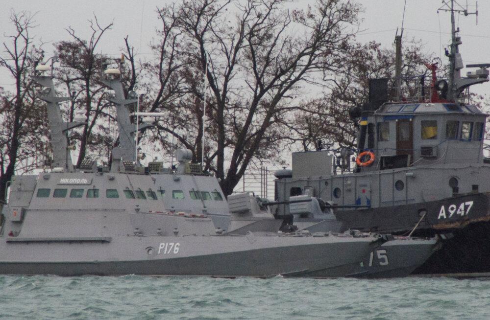 Раскрыты детали переговоров Путина и Зеленского по возвращению задержанных в Керченском проливе моряков