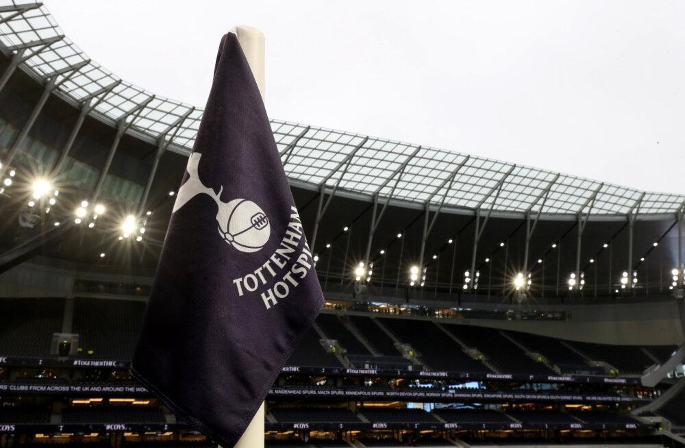 Tottenham Hotspuris tuvastati koroonajuhtum