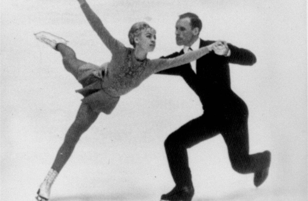 Ljudmila Belousova ja Oleg Protopopov