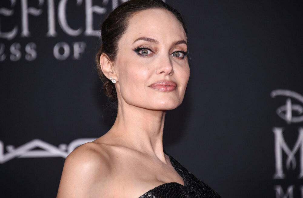 Angelina Jolie lahutusest: ma ei ole tundud end vabalt ja turvaliselt