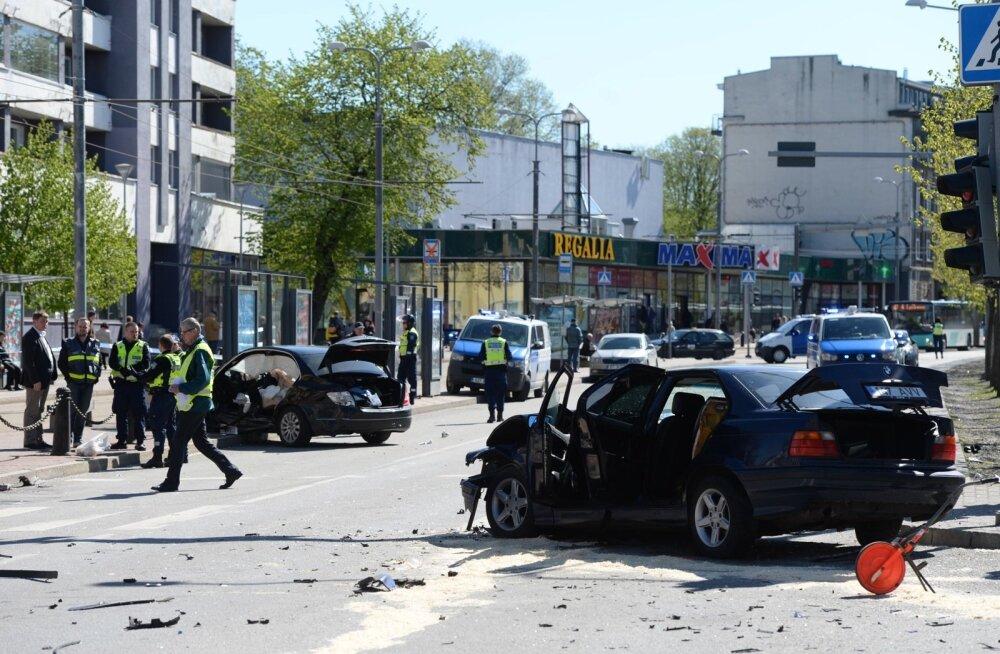 Suurõnnetuse kahjusid hüvitav kindlustusselts kogub nõudeid