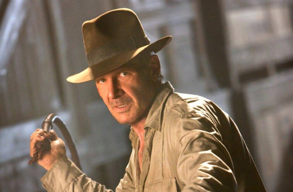 Järgmine Indiana Jones võib olla naine!