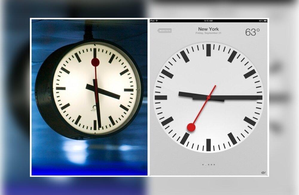 Šveitsi kella kopeerimine maksis Apple'ile 17 miljonit eurot