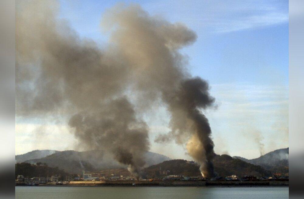 Ответ Южной Кореи на обстрел острова был неэффективен