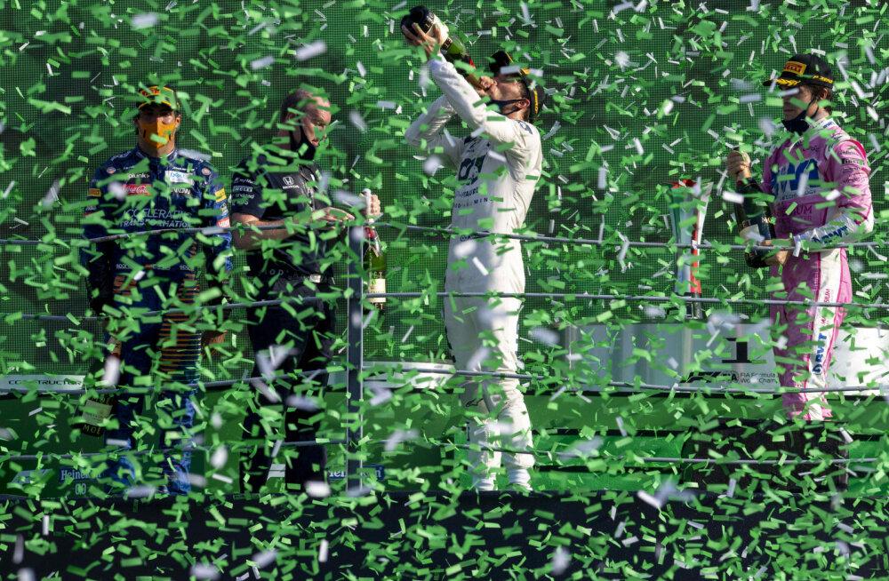 VABAMÄE VORMELIKOMMENTAAR   Aasta parim võistlus: Pierre Gasly võitis Itaalia Grand Prix