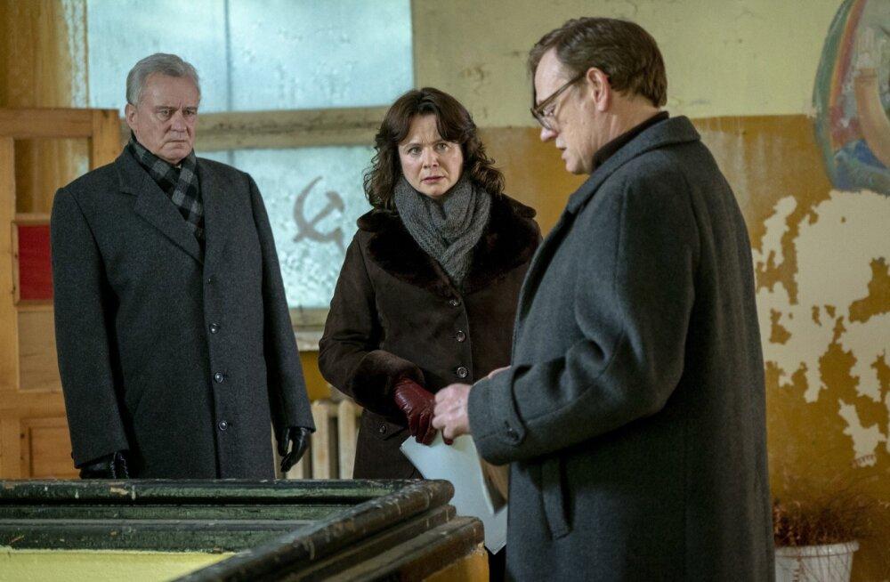 """Eestiski nähtav HBO minisari """"Tšornobõl"""" haaras IMDb sarjade pingereas esikoha"""