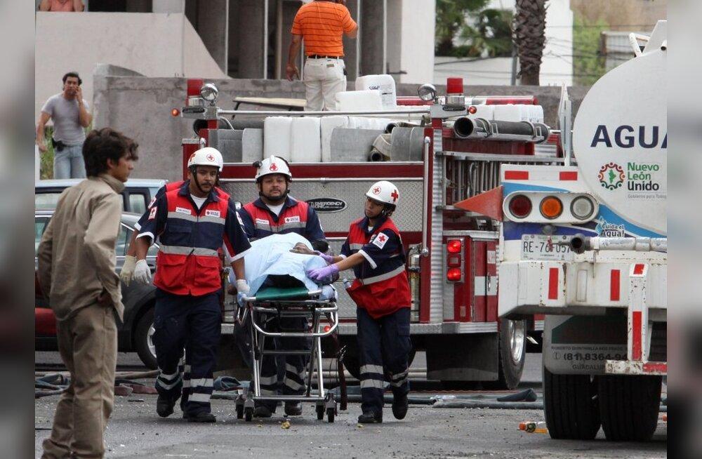 Mehhikos hukkus kasiinorünnakus 53 inimest